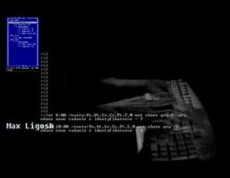 Hackers - false opening credits