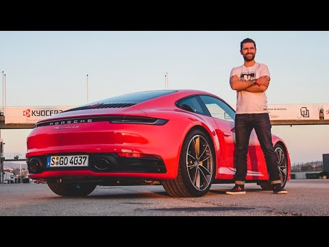NEW Porsche 911 Carrera (992) First Drive Review!