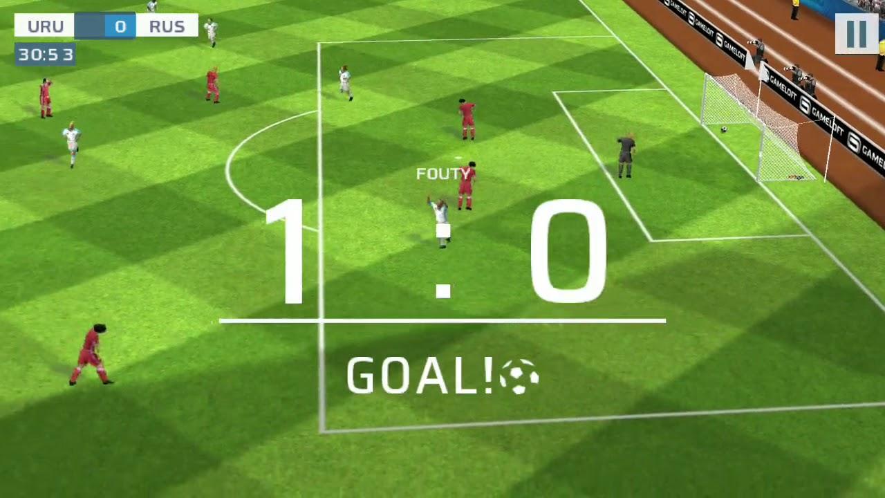 Real football 2018 Gameloft Download Java ios