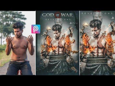 Best PicsArt Manipulation Editing | Movie Poster Editing Like Photoshop | PicsArt Editing