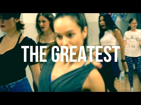 Jazz Funk ♥ THE GREATEST ♥ DANCE (Sia cover by J.Fla)