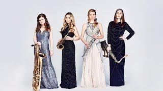 Gabriel's Oboe from The Mission by Ennio Morricone arr. Sarah Field - Saxophone Quartet