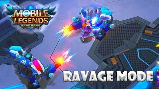 Mobile Legends New Game Mode RAVAGE Gameplay