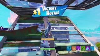 7 Kill Victory Royale  Clean Head Shots!!!