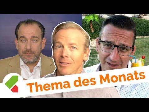Emerging Markets - Thema des Monats | Anlagemöglichkeiten, Fonds, ETF | echtgeld.tv (23.03.2018)