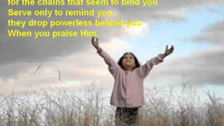 Praise the Lord (by Chris Chistian) - A powerful song of Encouragement