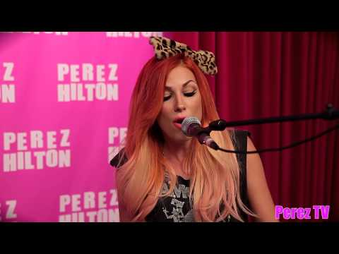 Bonnie McKee Sings Her Mega-Hit Medley With A Roaring New Ending!