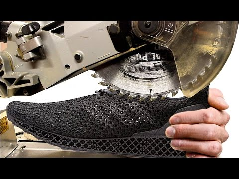 buy popular dff6f fb5fb MAKING THE 3D PRINTED ADIDAS ULTRA BOOST FUTURECRAFT!!