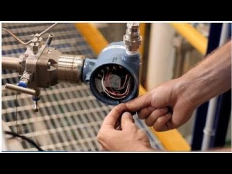 How To Calibrate The Rosemount™ 3051SMV Pressure Transmitter Using The AMS Trex Device Communicator