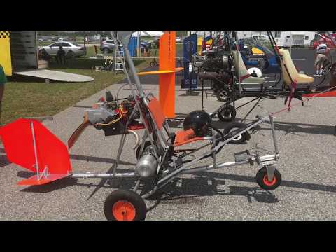 Thumbnail: Bensendays Gyrocopter Display At The Wauchula Florida Airport