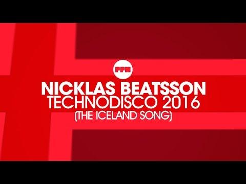 Nicklas Beatsson – Technodisco 2016 (The Iceland Song)