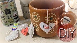 DIY: bolsas de té en forma de corazón ♥ Thumbnail