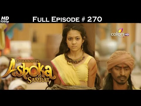 Chakravartin Ashoka Samrat - 7th February 2016 - चक्रवतीन अशोक सम्राट - Full Episode(HD)
