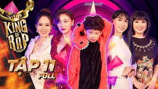 King Of Rap Tập 11 Full HD