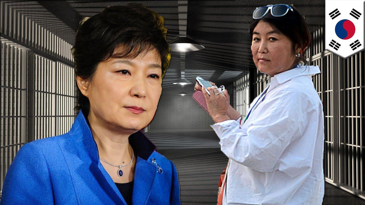 Resultado de imagem para park geun-hye scandal
