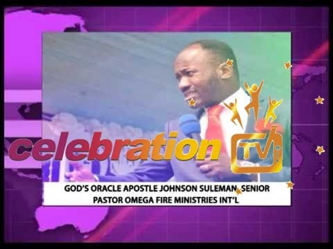Apostle Johnson Suleman speaks about biafra