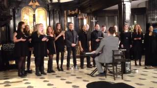 The Adam Street Singers - Amazing Grace/ Man in the Mirror/ Don