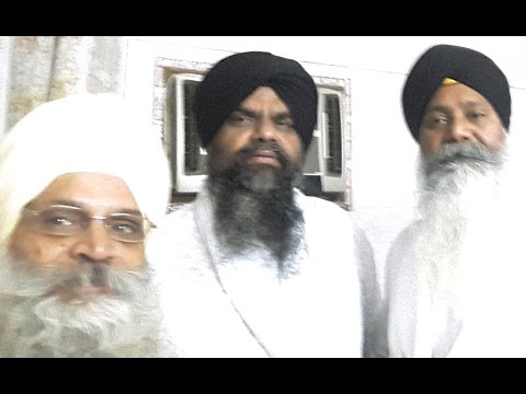 Ustad Rajinder Pal Singh Jindi Tabla Professional From USA With Bhai Gurmeet Singh Shant Exclusive