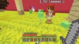 Minecraft Xbox - Toybox - Hunger Games - Round 1