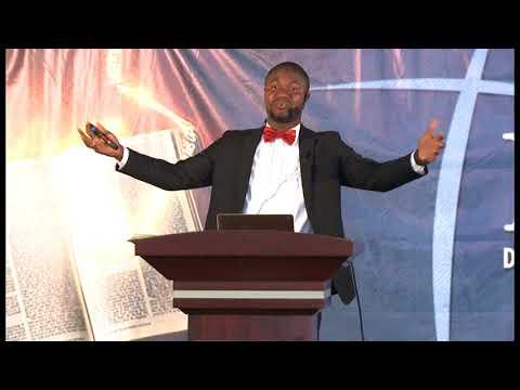 REACH IN WITH GOD- Pr. Gemane Getteh