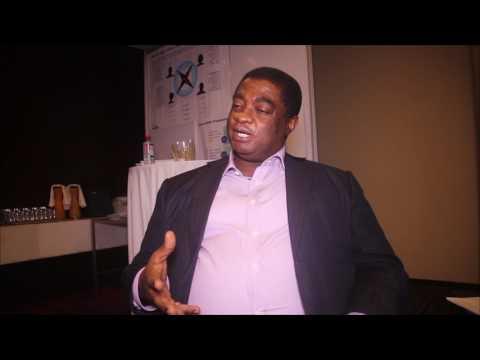Ghana Talks Business TV: David Ofosu-Dorte