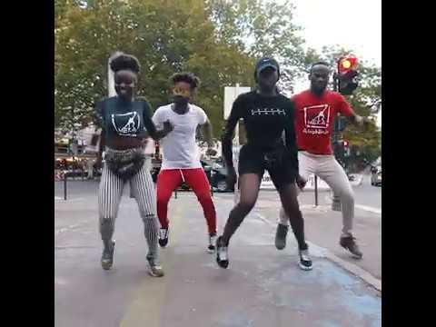 Take Over - Da Beatfreakz ft Mr Easi, Seyi Shay and Shakka. (Cassie, Nicole, Meka, Lionel)