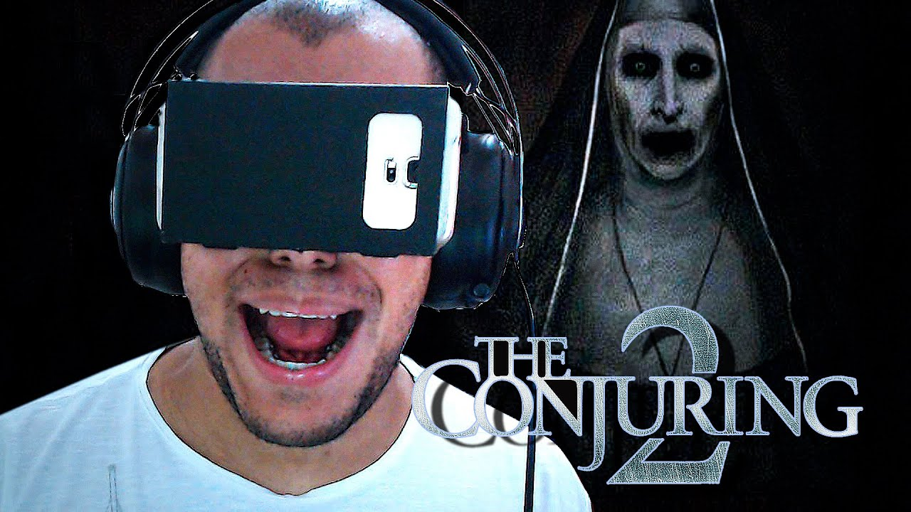 The Conjuring 2 VR (Invocação do Mal 2) - A PIOR EXPERIÊNCIA DE TODAS EM REALIDADE VIRTUAL ! [+ 18]