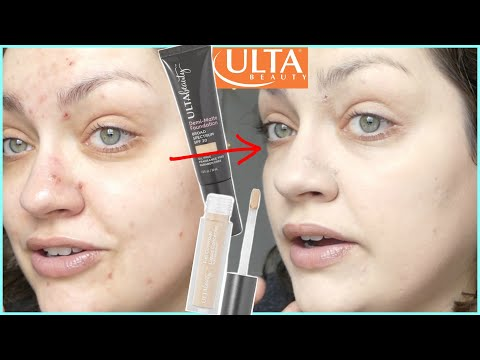 WORST. EVER. | ULTA Demi-Matte Foundation & Full Coverage Concealer (WEEKLY WEAR: Oily Skin Review)