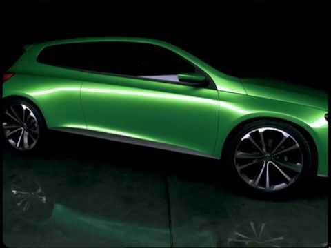 Volkswagen IROC (Paris Motor Show 2006 concept car)
