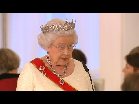 Germany: Queen Elizabeth II warns 'division in Europe is dangerous'