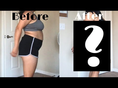 Lauren Conrad's 30 Day Ab Workout Challenge Review And Results | Weight Loss Journey