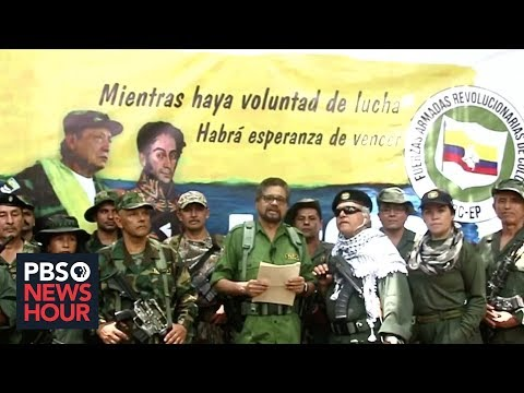 What's behind rising tensions between Colombia and the FARC