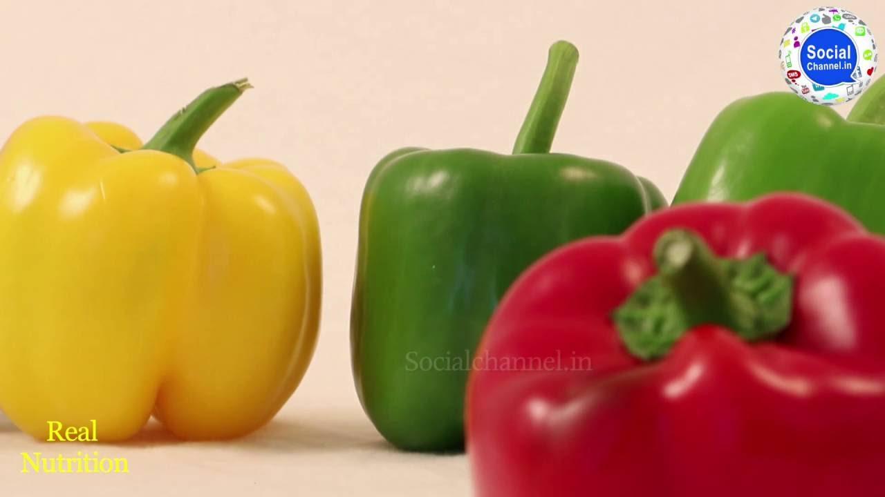 Capsicum simla mirchi bell pepper health benefits