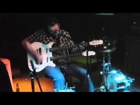 JOHN SCHOOLEY & HIS ONE MAN BAND at Legendary White Swan, Austin, Tx. 9/28/2012