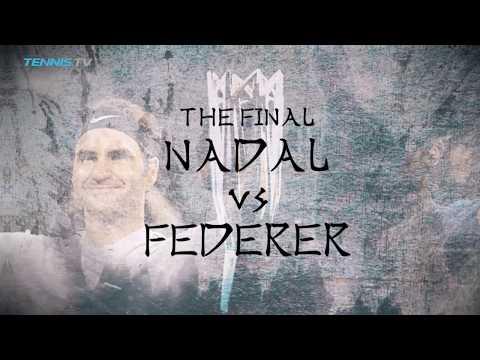 Rafael Nadal v Roger Federer - Shanghai Rolex Masters Final live stream