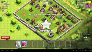 Clash of Clans Town Hall 4 Farming Strategy Guide & Army