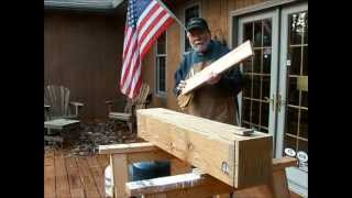 Making a Steam Bending Chamber: Andrew Pitts~FurnitureMaker