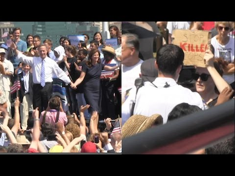 #BlackLivesMatters Protestors Oppose O'Malley's Presidential Bid