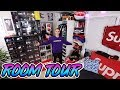 MY DOPE ROOM TOUR 2!! (UPDATED HYPEBEAST HEAVEN)