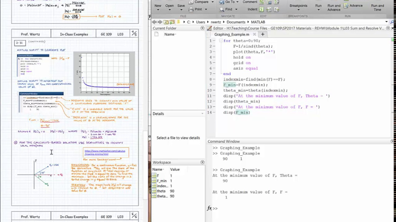 engineering problem solving with matlab pdf