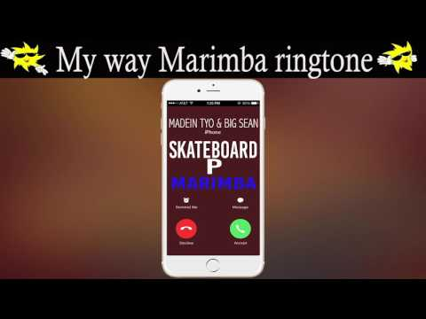 Latest iPhone Ringtone - Skateboard P Marimba Remix Ringtone - Madein TYO Feat Big Sean