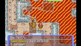Pokemon Mystery Dungeon - Red Rescue Team - 18mllivingston