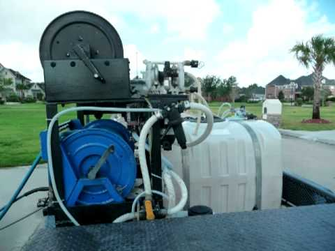 Katy memorial roof cleaning power washing equipment youtube - Using water pressure roof cleaning ...
