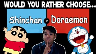 Choose Karna Kitna Mushkil Hai 😨 - Either.io #1 (Would You Rather...)
