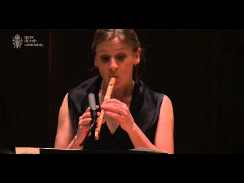 Vivaldi Sopranino Recorder Concerto 443 -- New Dutch Academy