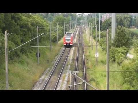 RB Bahn   Singen - Schaffhausen