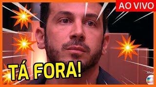 💥BBB19: Comentando a ELIMINAÇÃO de GUSTAVO! (29/01) | BBBFH