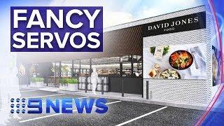 ديفيد جونز فريق مع BP لخلق يتوهم الغذاء قاعة الماكينات | الأخبار تسعة أستراليا