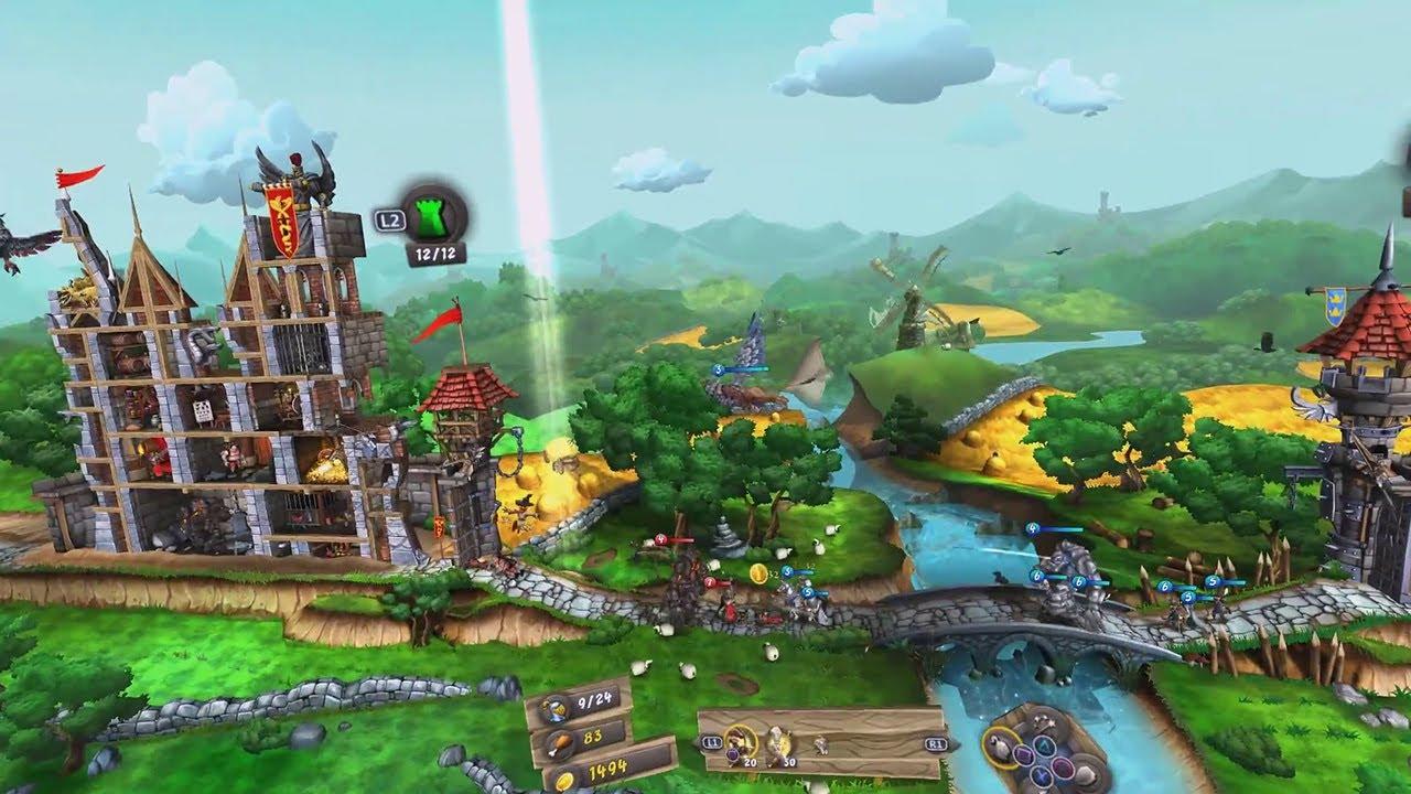 Image result for castlestorm vr playstation