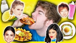 Download TASTING CELEBRITIES FAVORITE FOODS 3 Mp3 and Videos